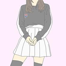 girl fila *保存ポチの画像(ふわふわ/きらきら/黄色に関連した画像)