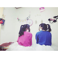 いんちき姉妹の画像(プリ画像)