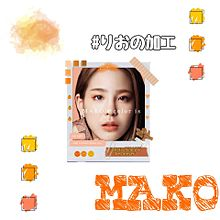 NiziU マコちゃん♡の画像(リクエスト受付に関連した画像)