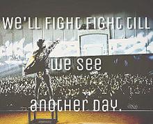 ONE OK ROCK fight the night プリ画像