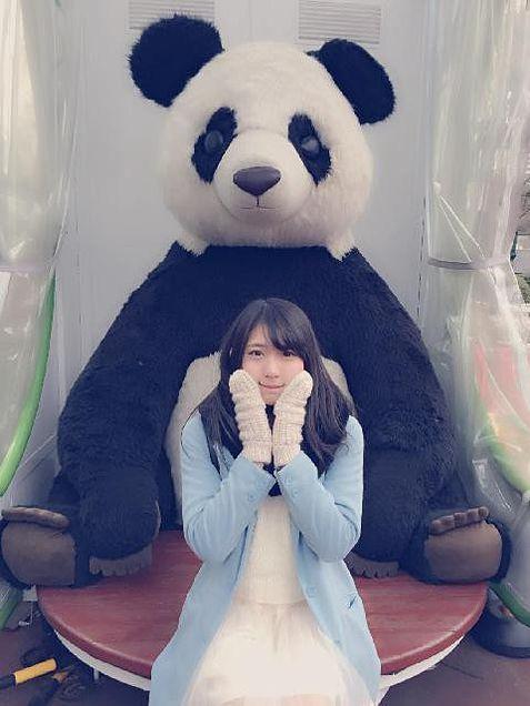 茂木忍 AKB48 † 1503a 私服 パンダの画像 プリ画像
