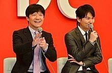 内村光良さんと南原清隆さんの画像(南原清隆に関連した画像)