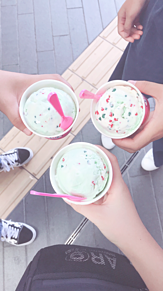 ice cream.🍨の画像(Creamに関連した画像)