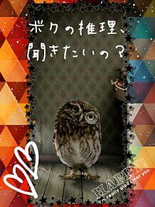 天才フクロウの画像(プリ画像)