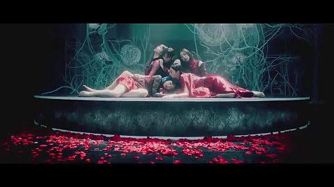 flower 紅のドレスの画像(プリ画像)