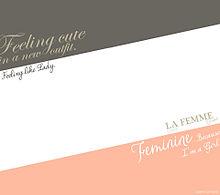 LA FEMME Duexの画像(LAに関連した画像)
