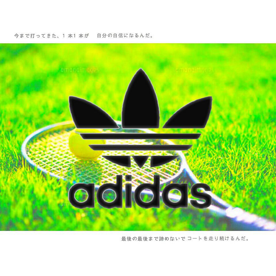 テニス アディダスの画像58点 完全無料画像検索のプリ画像 Bygmo