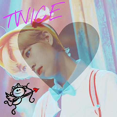 TWICE♡♡ジョンヨン♡♡사랑해ー!!!!!!!!!!!の画像(プリ画像)