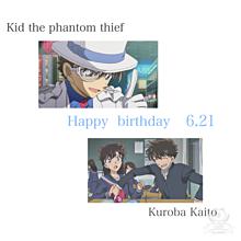怪盗キッド誕生祭♥の画像(かっこいい 名探偵コナンに関連した画像)