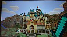 マイクラ城の画像(プリ画像)