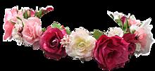 花冠 素材 (連ポチ厳禁)の画像(プリ画像)