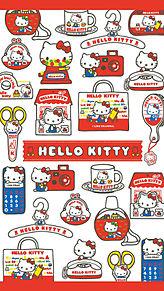 HELLO KITTYの画像(プリ画像)