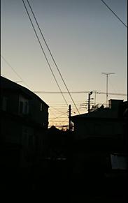夕日の空の画像(夕日 空に関連した画像)