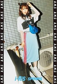 i☆Ris×SPINNSの画像(澁谷梓希に関連した画像)