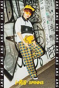 i☆Ris×SPINNS プリ画像