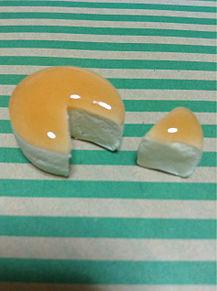 チーズケーキ〜ホール〜の画像(スイーツデコに関連した画像)
