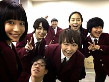 広瀬すず♡♡の画像(学校のカイダンに関連した画像)