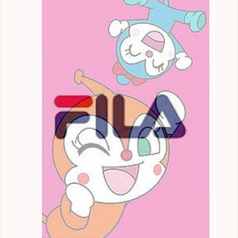 ドキンちゃんとコキンちゃん×FILAの画像(プリ画像)