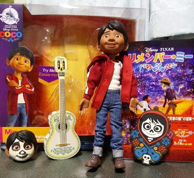 リメンバーミー人形