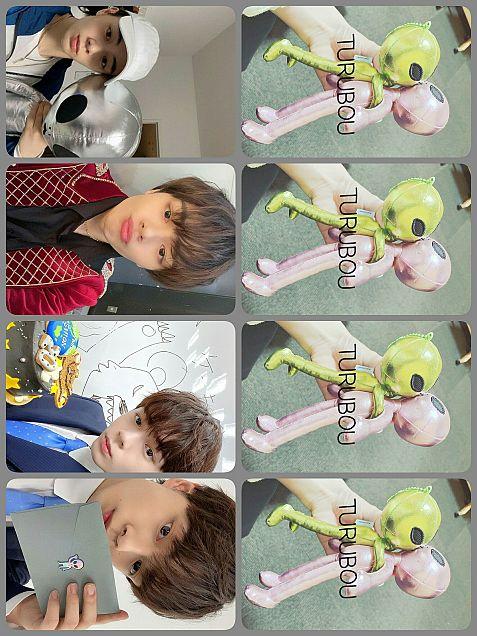 JO1 鶴房汐恩 トレカ用 保存→♡の画像(プリ画像)