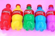 コカ・コーラ カラフル 保存はいいねの画像(プリ画像)