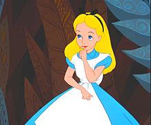 🖤🌹不思議の国のアリス 🐇💙 プリ画像