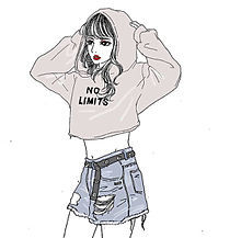 notitleの画像(女の子 イラストに関連した画像)