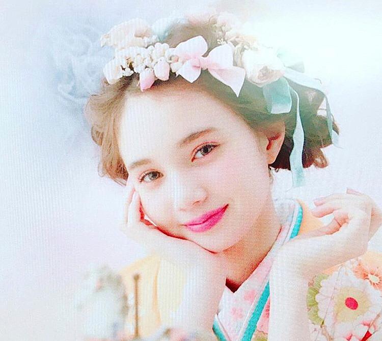 天使のような微笑のマーシュ彩