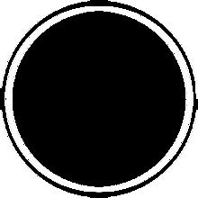 【加工素材】アイコン フレーム 白黒の画像(すたんぷ/スタンプに関連した画像)