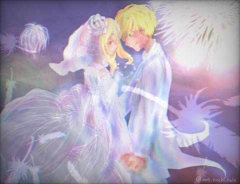 ✱被虐のノエル結婚式✱の画像(プリ画像)