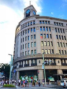 銀座四丁目 和光の画像(和光に関連した画像)