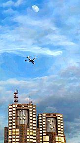 東京都庁舎 待ち受け 写真右下のハートを押してねの画像(東京に関連した画像)