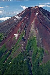 日本一の名峰  富士山  写真右下のハートを押してねの画像(富士山に関連した画像)