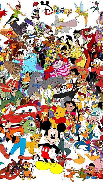 ディズニー 全員集合の画像20点|完全無料画像検索のプリ画像💓byGMO