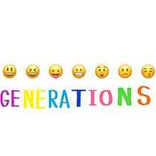 GENERATIONSの画像(generations  絵文字に関連した画像)