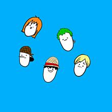 イーストブルー組の画像(ブルー 壁紙に関連した画像)