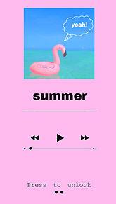🎶音楽再生画面🌴🍍の画像(音楽 再生  画面に関連した画像)