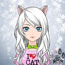 ネコムス 猫耳 可愛くない?の画像(#猫耳に関連した画像)