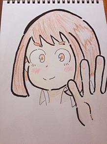 お茶子さんの画像(ウラビティに関連した画像)