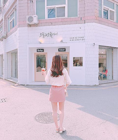 オルチャン__ピンクの画像(プリ画像)