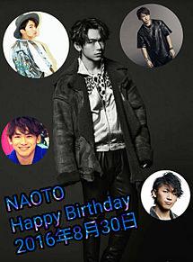 NAOTO Happy Birthday