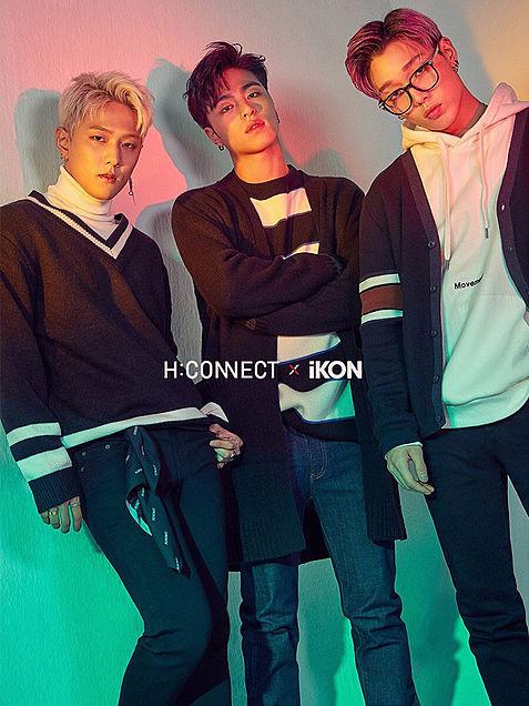 H:CONNECT × iKON♥の画像 プリ画像