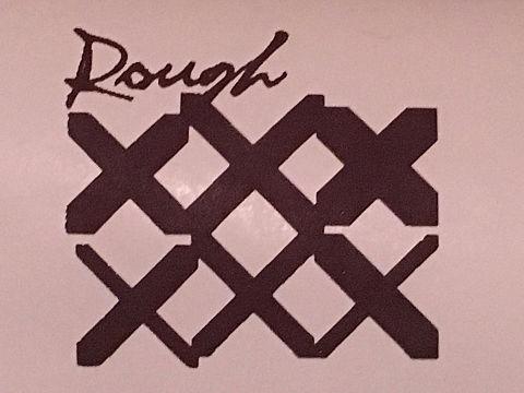 """Rough""""xxxxxx"""" グッズレシート ロゴの画像(プリ画像)"""