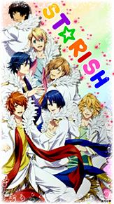 ST☆RISH加工画の画像(プリ画像)