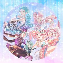 氷川紗夜と丸山彩の混合アイコンの画像(ガールズバンドパーティ!に関連した画像)
