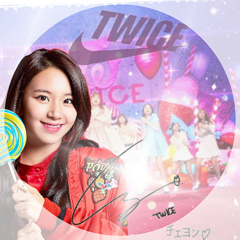 TWICE♡채영♡アイコンの画像 プリ画像