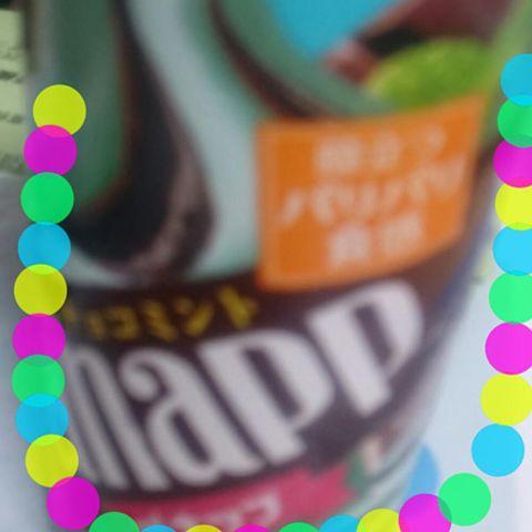 パナップ チョコミントの画像(プリ画像)