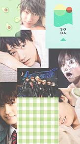 Aぇ!group 🌷 ロック画の画像(Aぇ!groupに関連した画像)