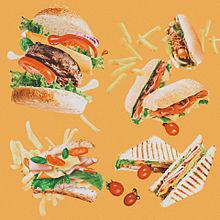 サンドウィッチの画像(ハンバーガーに関連した画像)