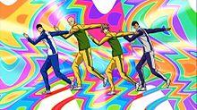 EDのSTONES (OVA 3話)の画像(プリ画像)